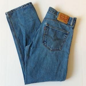 Mens 34×32 505 levi's Jean's Jeans